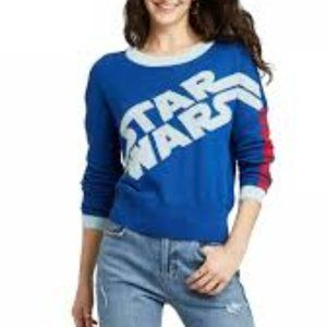 Star Wars Retro Vintage Style Sweater XS